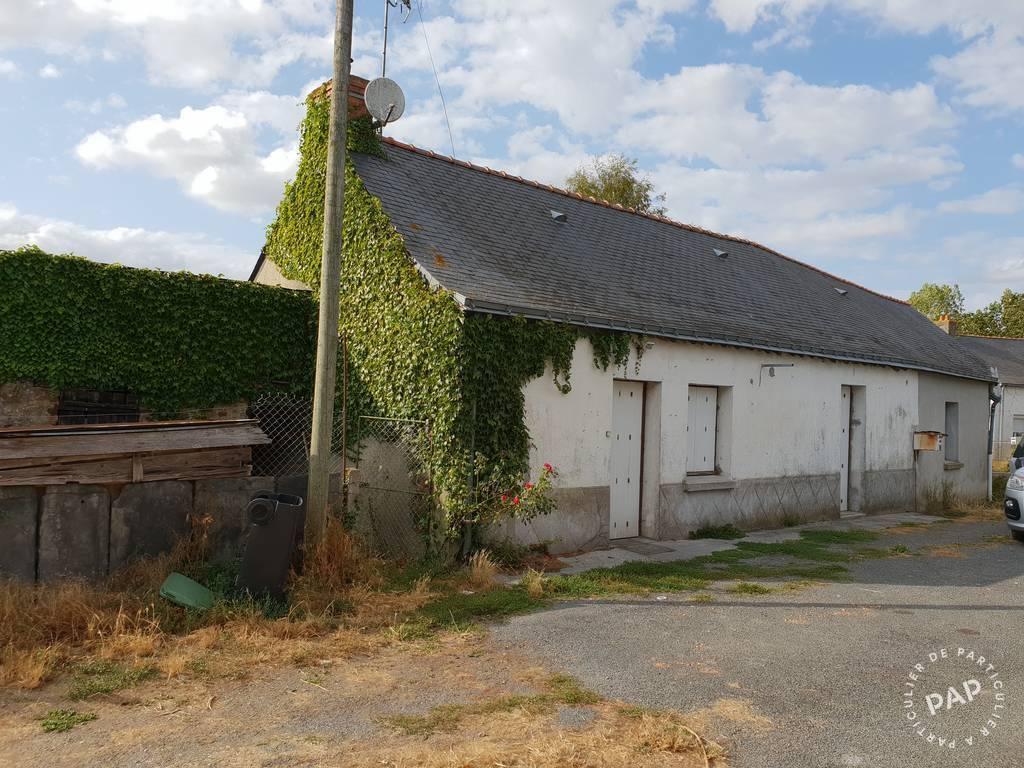 Vente maison 3 pièces Vallons-de-l'Erdre (44540)