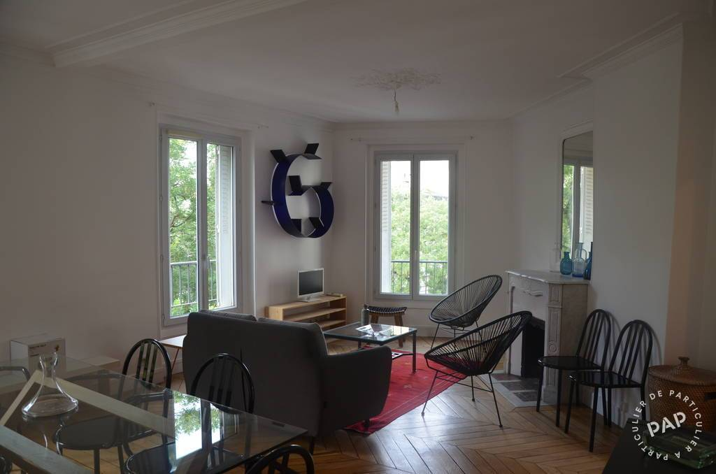 Location Appartement Paris 14E 80 m² 2.600 €