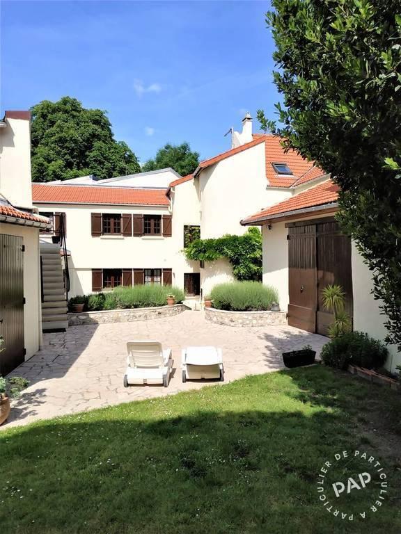 Vente Maison Fontenay-Sous-Bois (94120) 190m² 1.330.000€