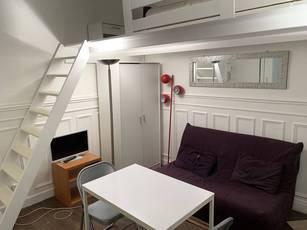 Vente studio 16m² Paris 18E - 210.000€