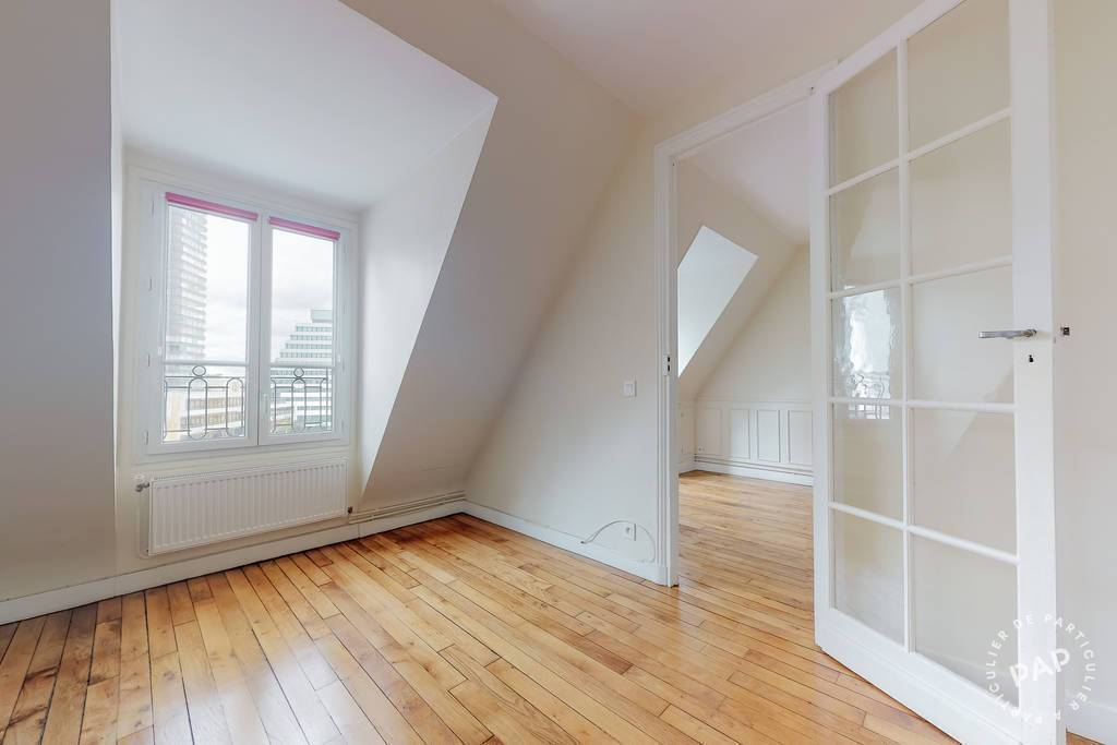 Vente Appartement Paris 15E 32m² 400.000€