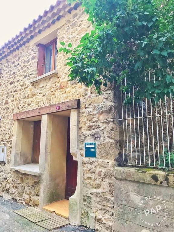 Vente Maison Bugarach 50m² 55.000€