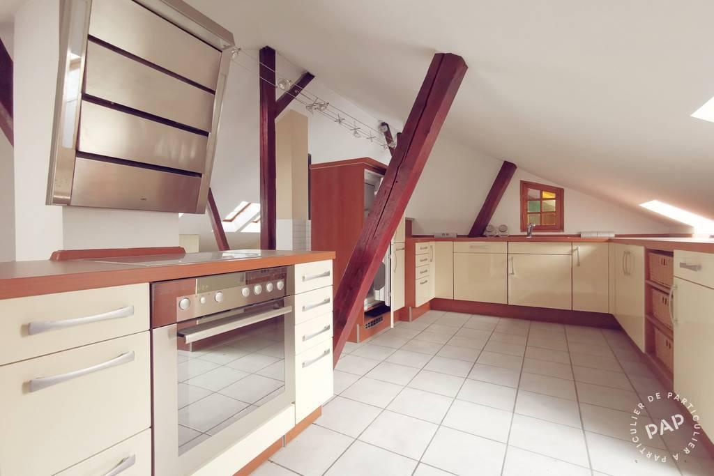 Vente appartement 7 pièces Mulhouse (68)