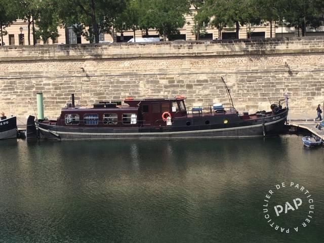 Vente Péniche Paris 4E  480.000€