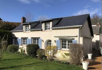 Vente maison 130m² Sainte-Gemme-Moronval (28500) - 279.000€