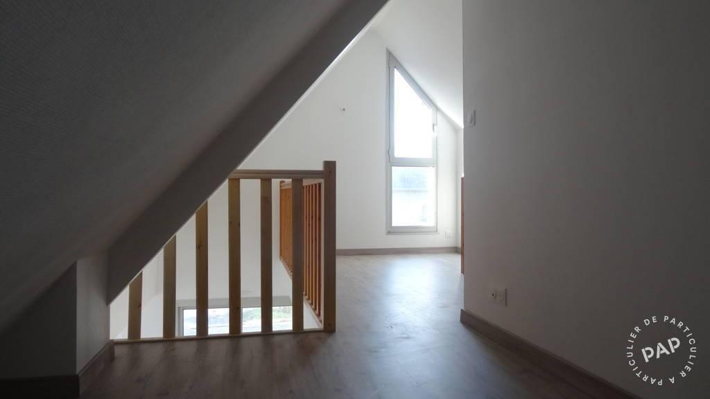 Location Maison Donville-Les-Bains (50350)