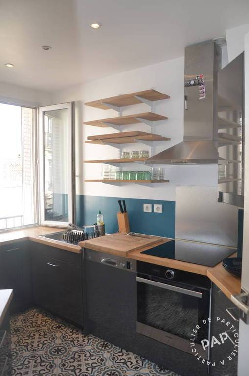 Location immobilier 2.600 € Paris 14E