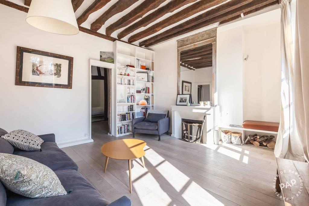 Appartement Paris 4E 980.000€