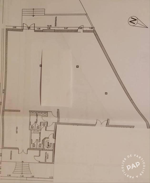 Local commercial 1.800€ 130m² Villeneuve-Le-Roi (94290)