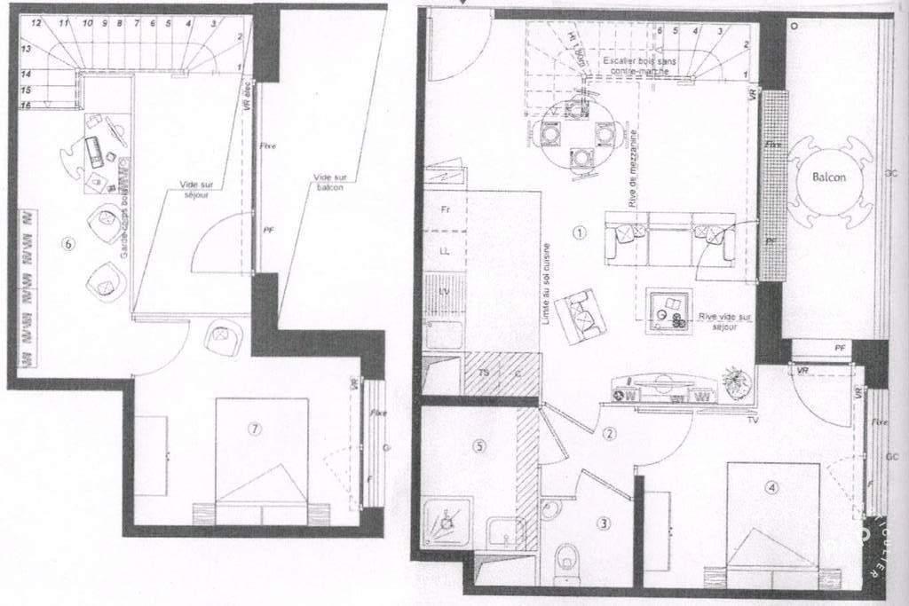 Appartement 298.000€ 60m² Palaiseau
