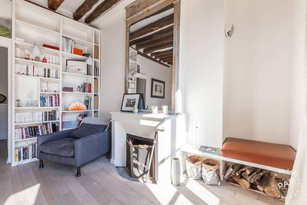 Appartement 980.000€ 61m² Paris 4E