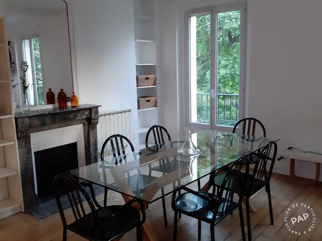 Location Paris 14E 80 m²