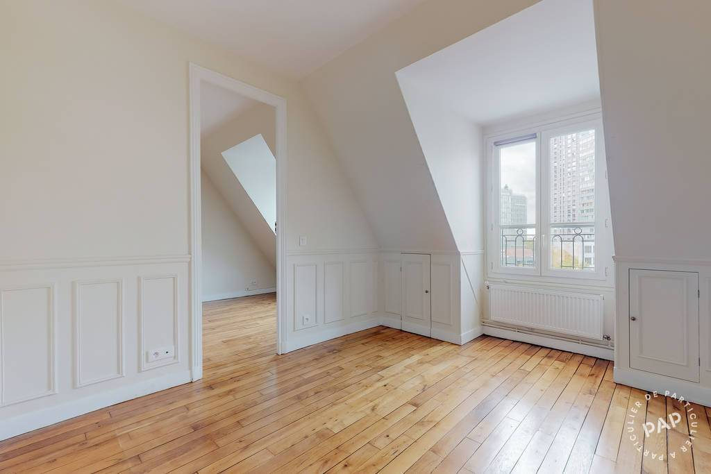 Immobilier Paris 15E 400.000€ 32m²