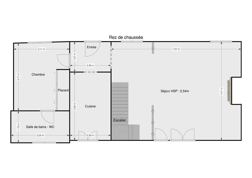 Vente Maison Saint-Georges-Motel (27710) 112m² 297.000€
