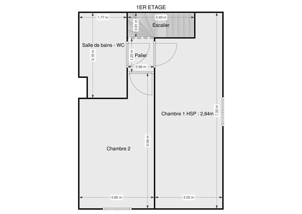 Vente Appartement Noisy-Le-Sec (93130) 67m² 289.000€