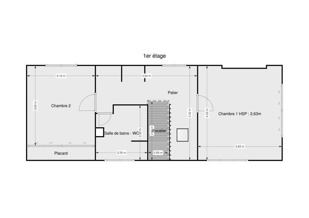 Vente Maison Saint-Georges-Motel (27710)