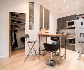 Location meublée appartement 2pièces 27m² Paris 5E - 1.240€