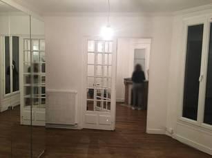 Location appartement 3pièces 45m² Paris 16E - 1.280€