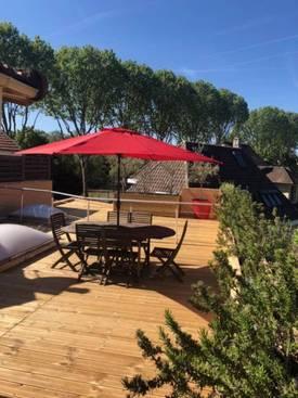 Vente appartement 4pièces 84m² La Varenne  + 90 M2 Terrasse Vue Marne - 545.000€
