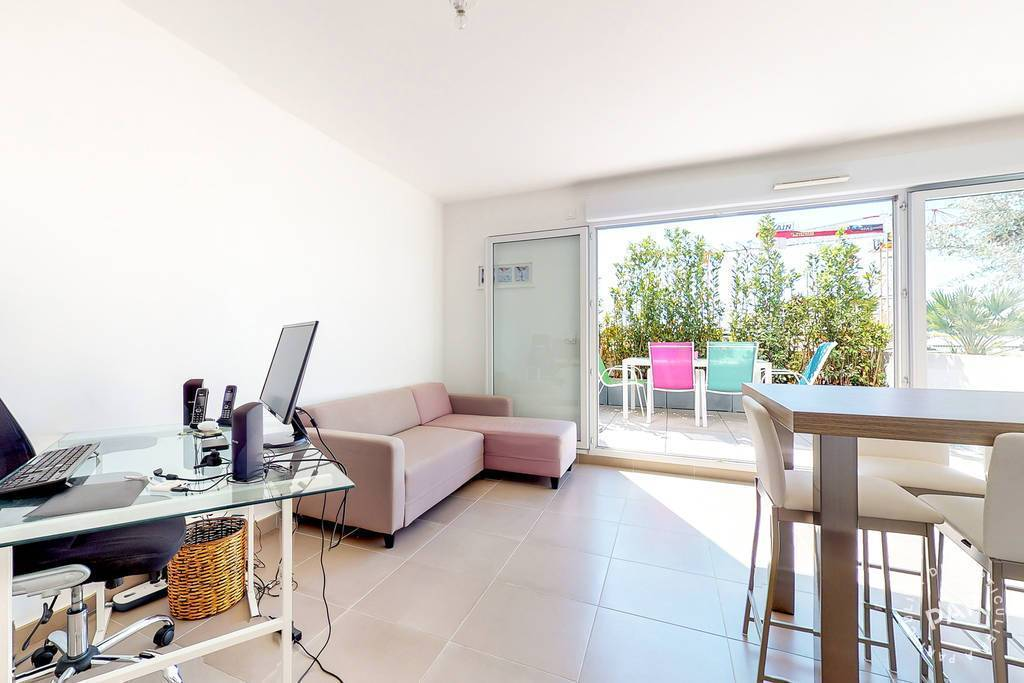 Location Appartement + 2 Boxs + 1 Cave - Antibes (06) 66m² 1.600€