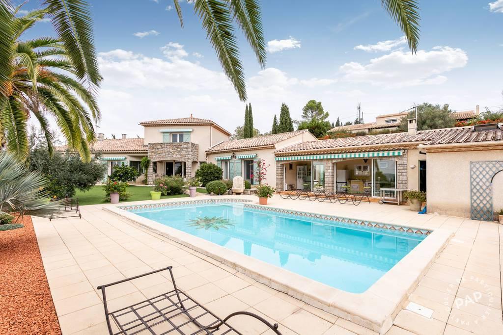 Vente Maison Sur Les Hauteurs De Gignac 318m² 700.000€