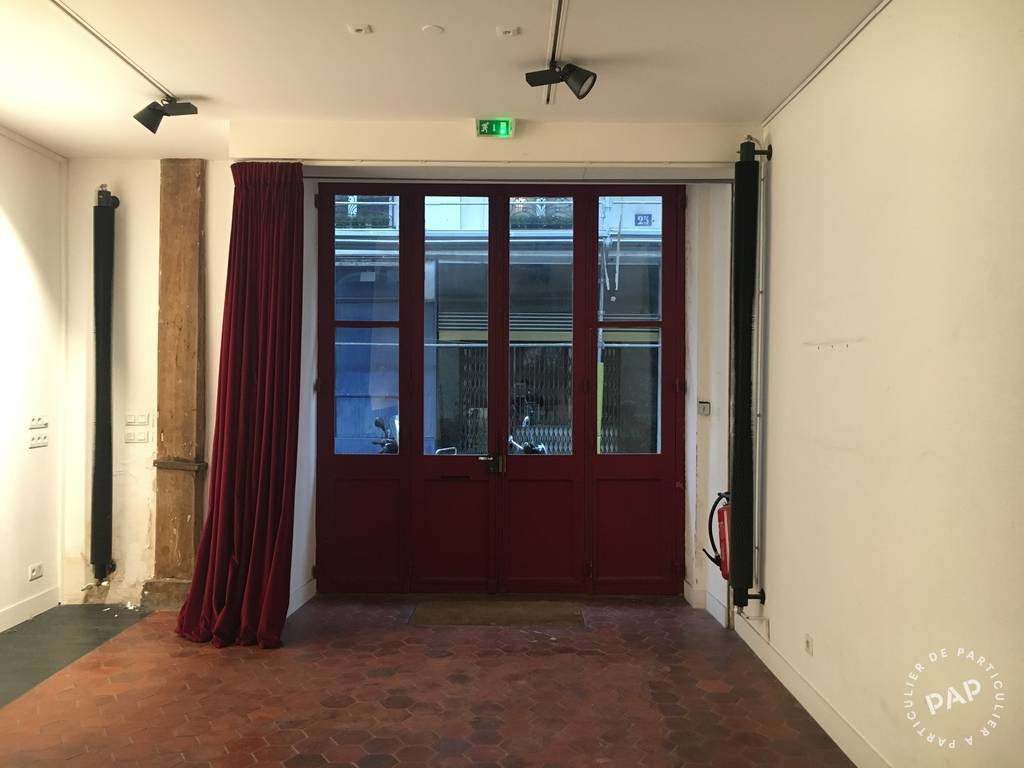 Location Local commercial Paris 4E 65 m² 3.600 €