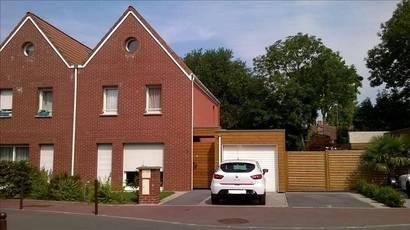 Vente maison 110m² Tourcoing (59200) - 244.000€