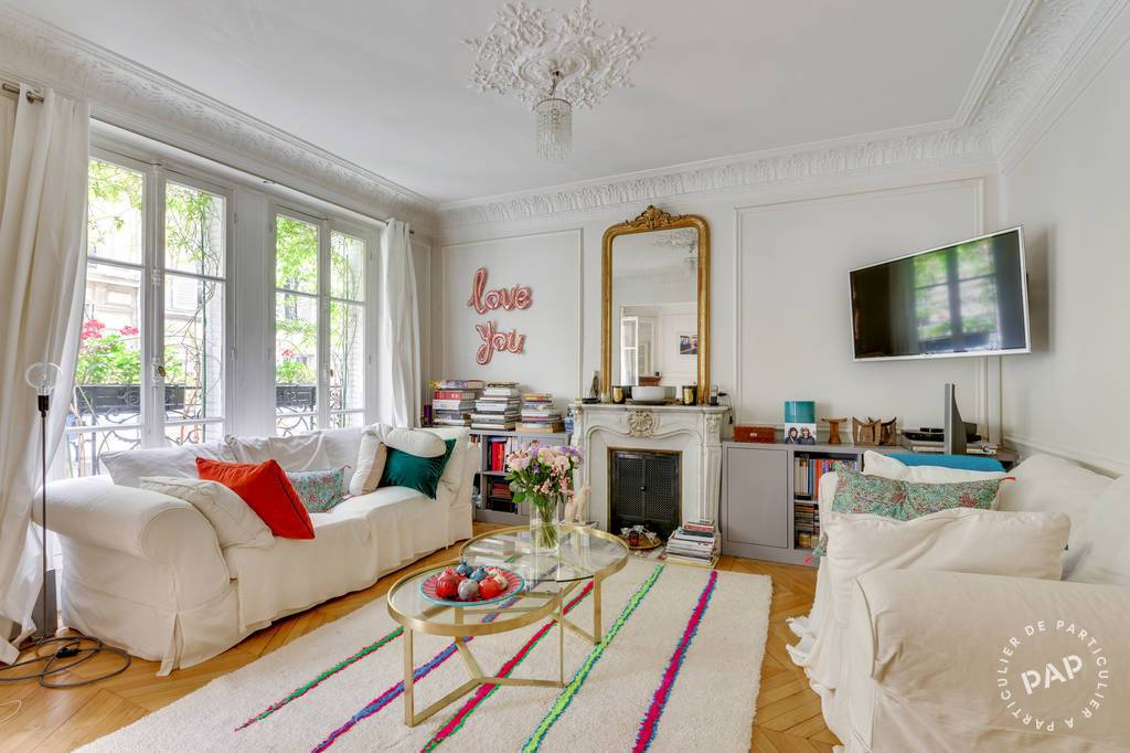Vente appartement 4 pièces Paris 4e