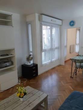 Location meublée appartement 2pièces 51m² Paris 13E - 1.545€