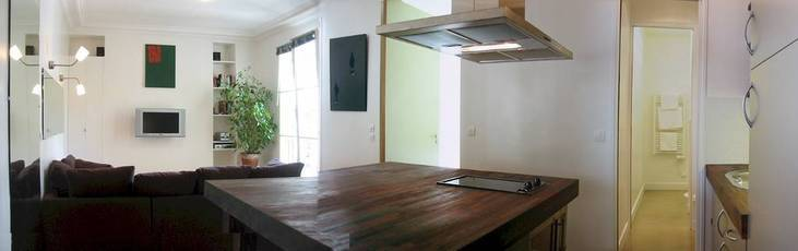 Location meublée appartement 2pièces 34m² Paris 3E - 1.401€