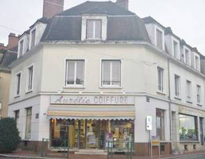 Location ou cession local commercial 63 m² Saint-Florentin
