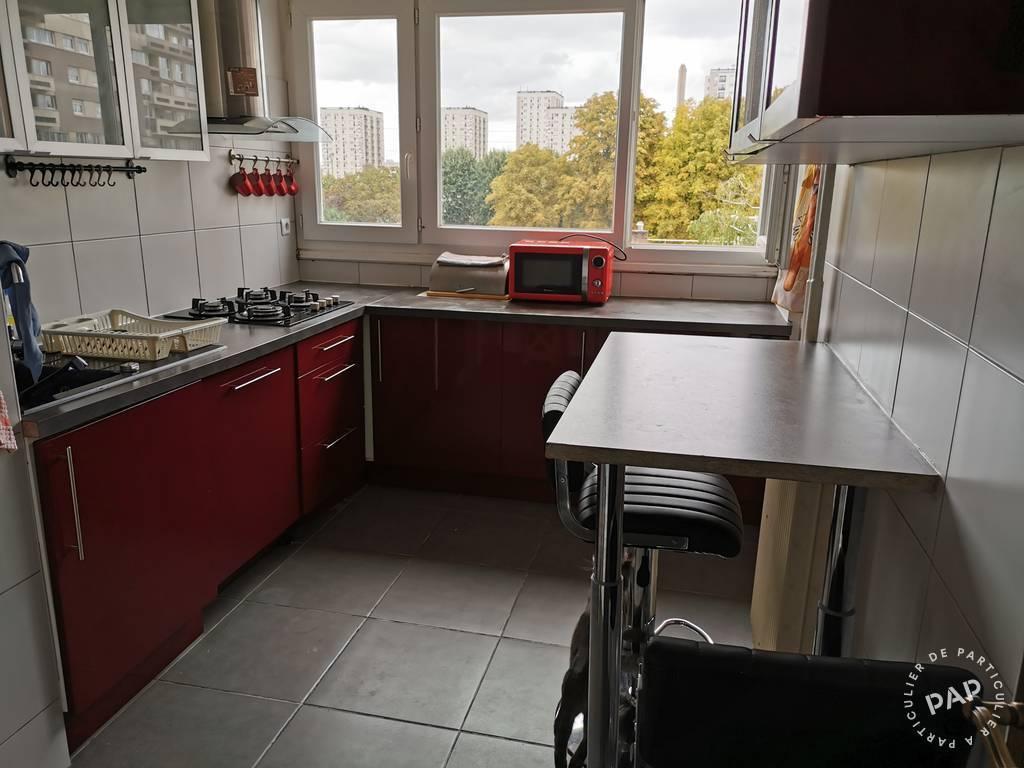Location Appartement Villeneuve-La-Garenne (92390) 60m² 1.290€