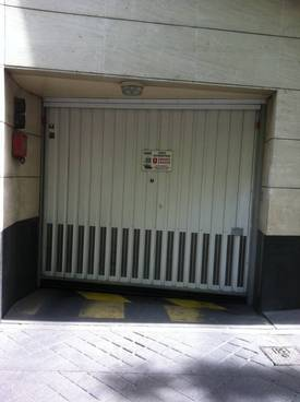 Location garage, parking Paris 12E - 110€