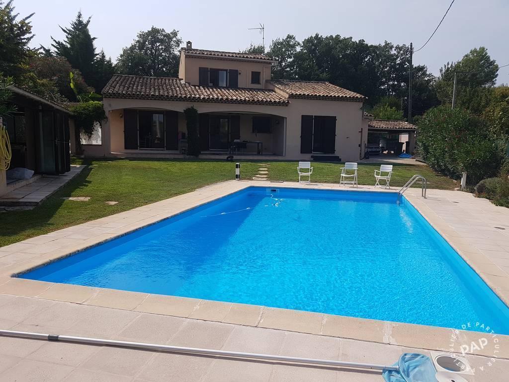 Vente Maison La Roquette-Sur-Siagne (06550) 135m² 550.000€