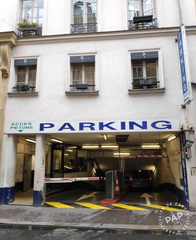 Vente Garage, parking Paris 6E  60.000 €