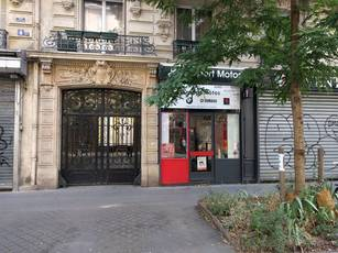 Vente local commercial 32 m² Paris 4E - 269.000 €