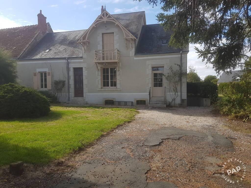 Vente maison 6 pièces Fougerolles (36230)
