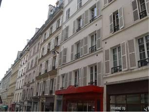 Location studio 33m² Paris 9E - 1.020€