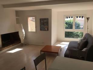Location meublée appartement 2pièces 49m² Aix-En-Provence (13) - 1.000€
