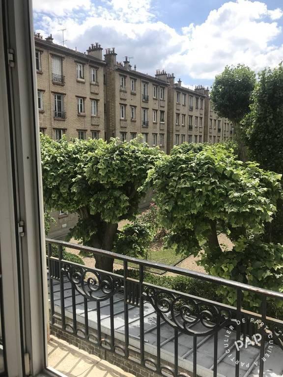 Location Appartement Courbevoie (92400) 50m² 1.490€