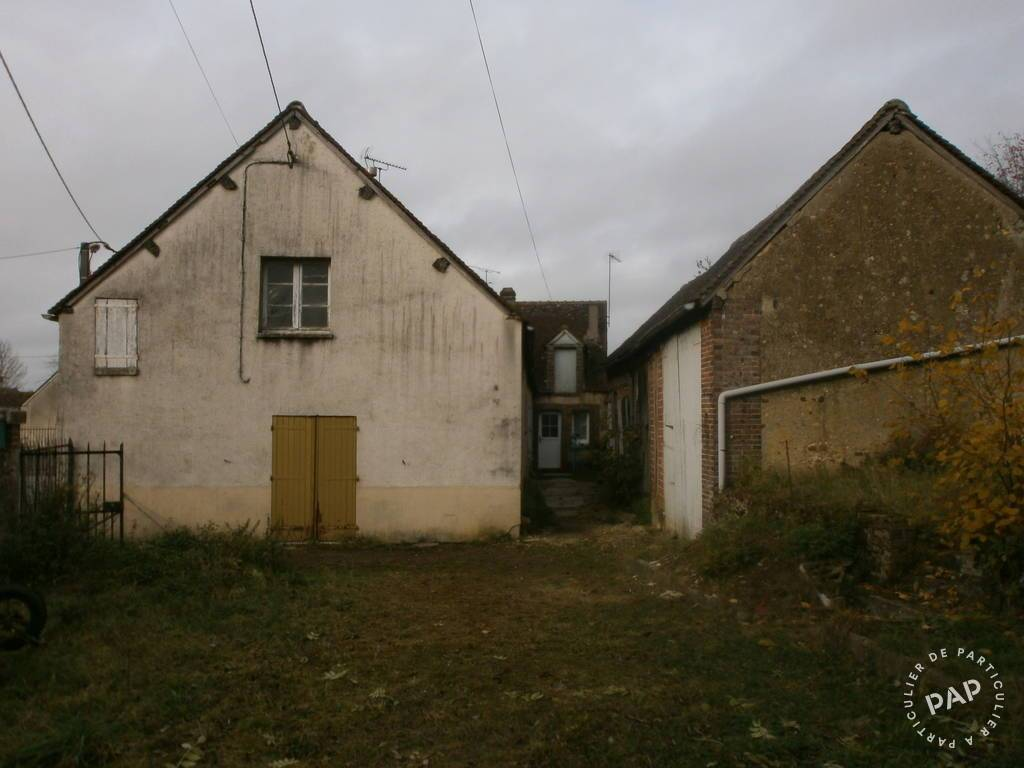 Vente maison 6 pièces Courtenay (45320)