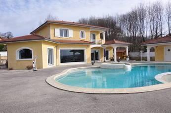 Vente maison 250m² Gillonnay (38260) - 620.000€