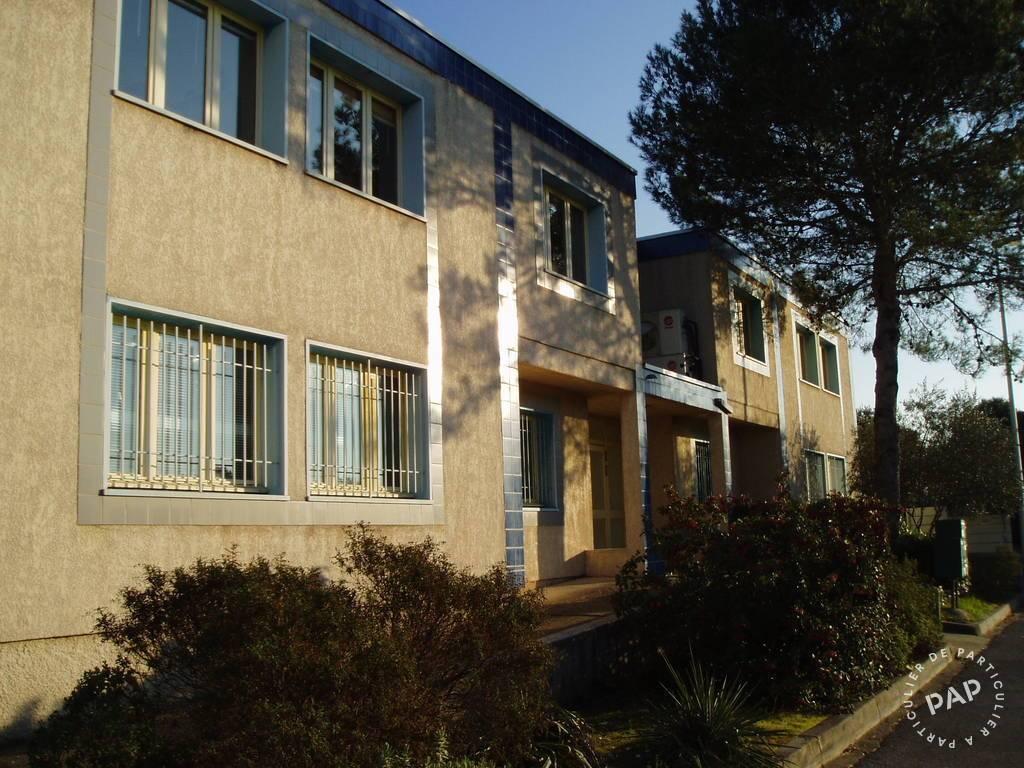 Vente et location Bureaux, local professionnel Saint-Mathieu-De-Treviers (34270) 40m² 590€