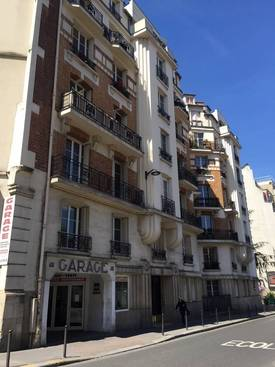 Paris 18E - Grande Carrières