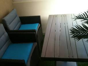 Location meublée studio 19m² Nice (06) - 530€