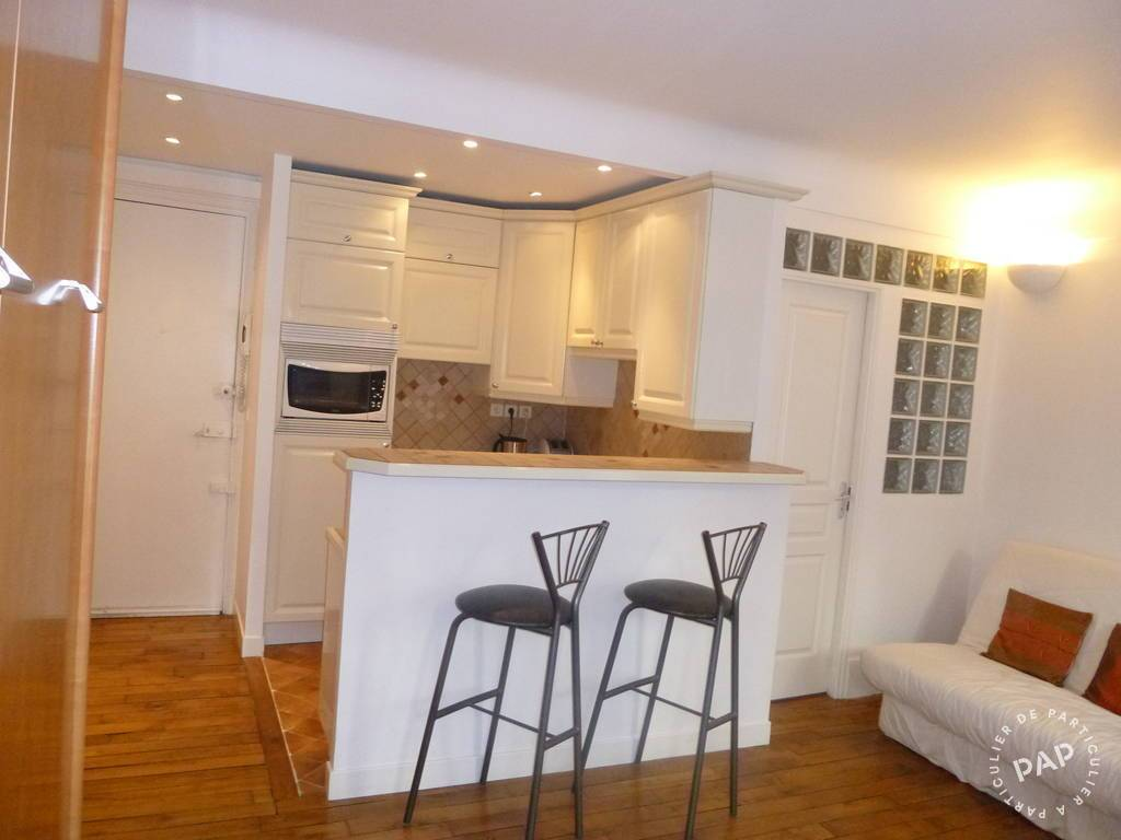 Location Appartement Paris 1Er 25 m² 1.296 €