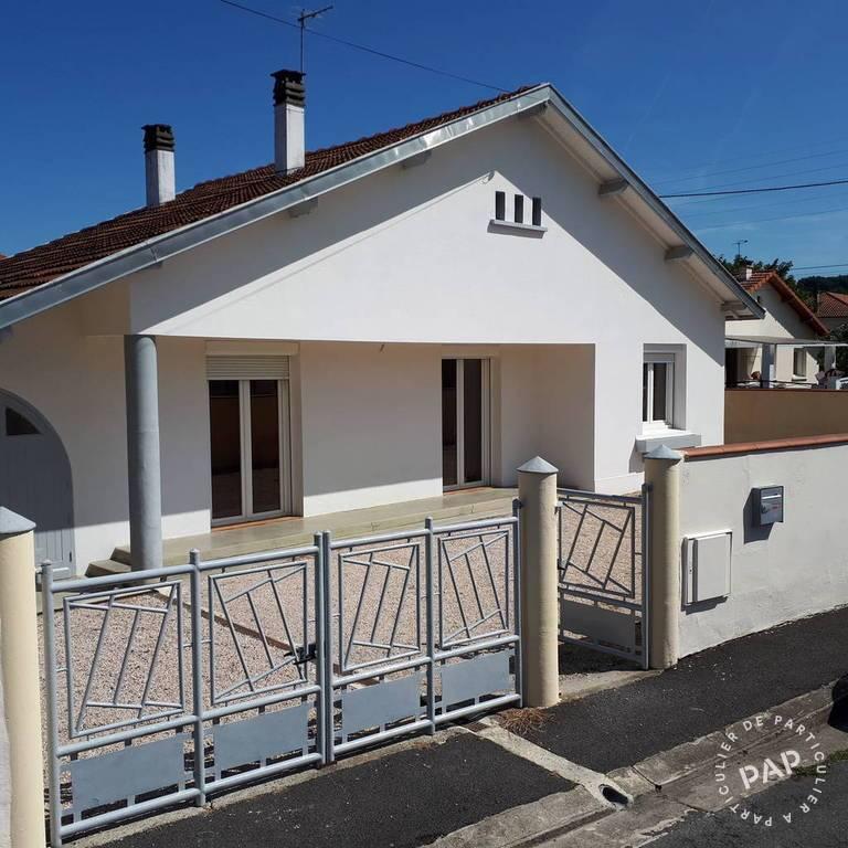 Vente Maison Aureilhan (65800) 91m² 156.000€