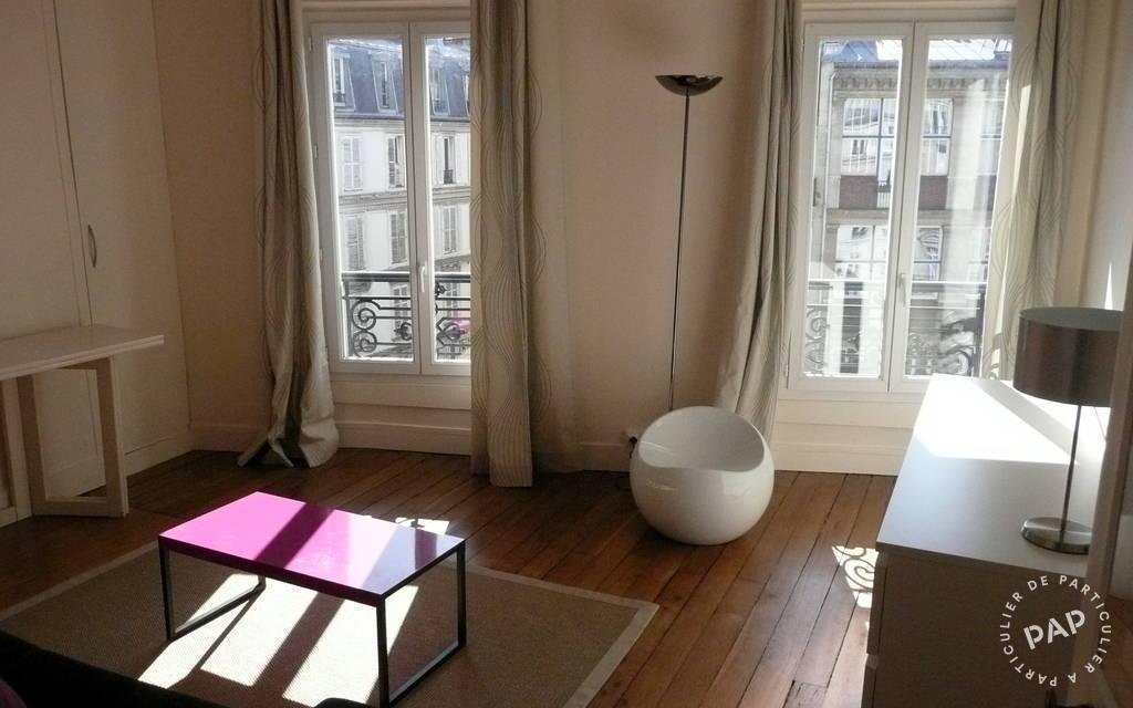 Location Appartement Paris 8E 28m² 1.090€
