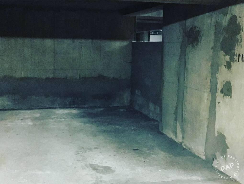 Location Garage, parking Paris 14E (75014)  100€