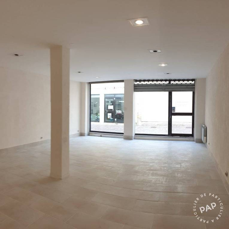 Location Local commercial Melun (77000) 48m² 1.000€